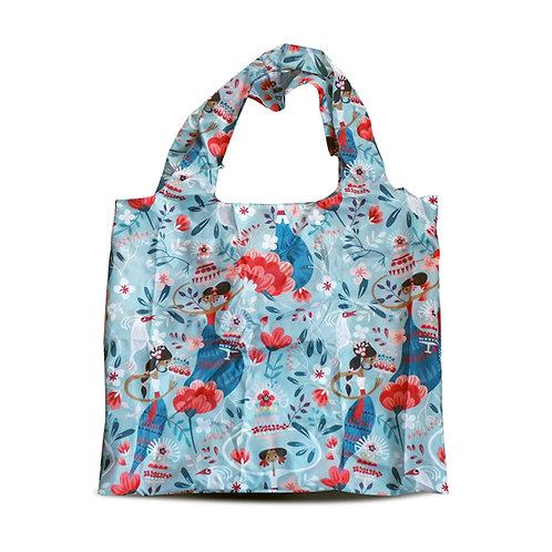 Tiga Dara Light Foldable Eco Shopping Bag
