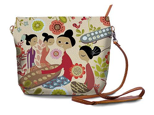 Congklak Vintage Sling Bag