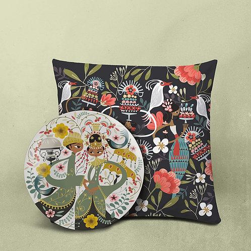 Cushion Cover & Plate Bundling