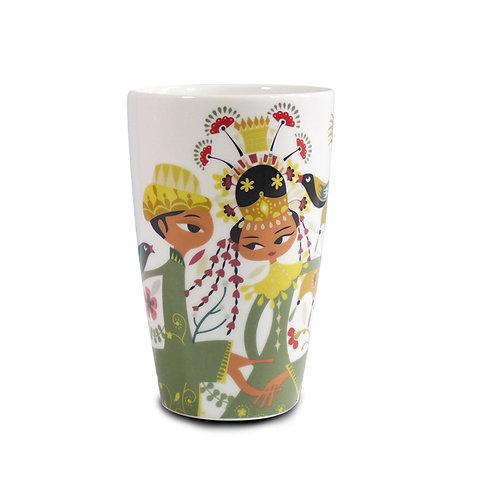 Betawi Bride Tall Mug