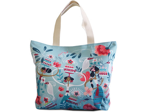 Tiga Dara Light Beach Bag
