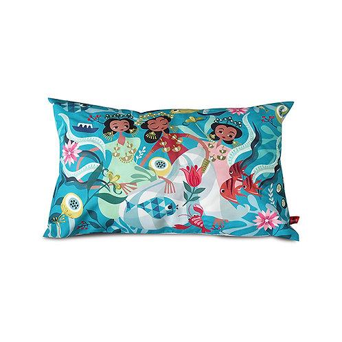 Bugis Anak Dara Embroidered Long Cushion