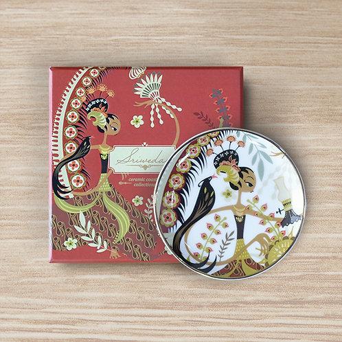 Sriwedari Diajeng Ceramic Coaster