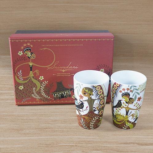 Sriwedari Red Mugs Hampers
