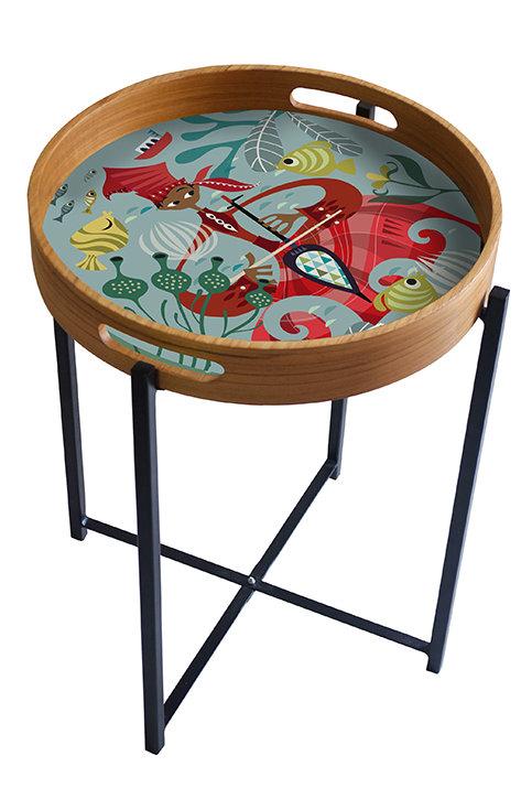 Bugis Joka Joka Tray/Table