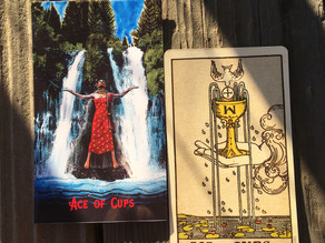 Side-By-Side: Ace of Cups