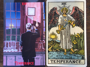Side-By-Side: Temperance