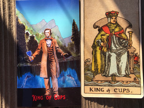 Side-By-Side: King of Cups