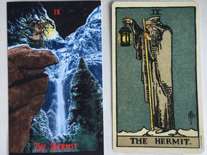 Side-By-Side: The Hermit