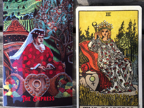 Side-By-Side: The Empress