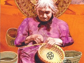 Meet the 8 of Pentacles