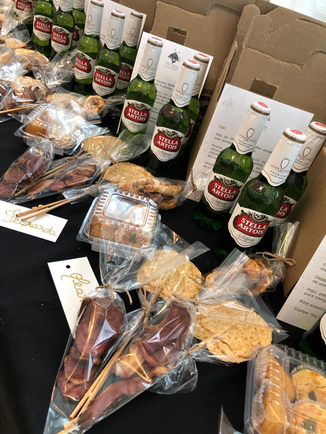 The Factory in The House - Buffet Delivery