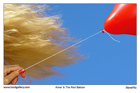 Anne' & The Red Baloon