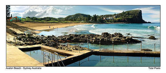 Avalon Beach Tidal Pools