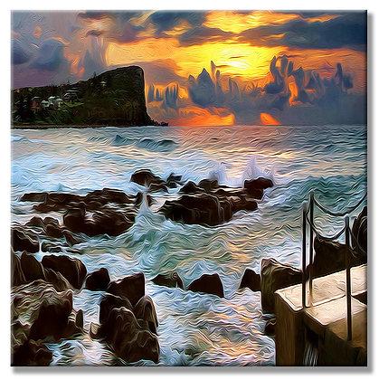 Avalon Atomic Sunrise