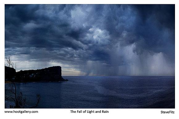 The Fall of Light & Rain