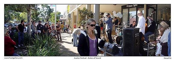 Avalon Festival - Dukes of Sound