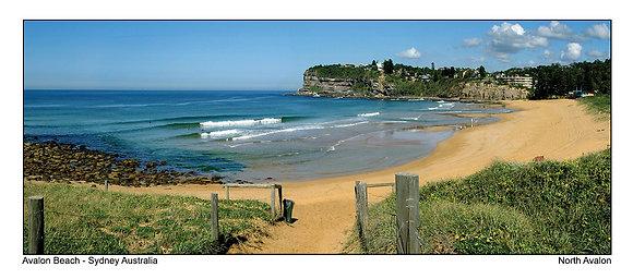 North Avalon Beach