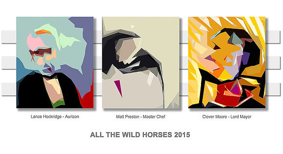 All The Wild Horses 2015