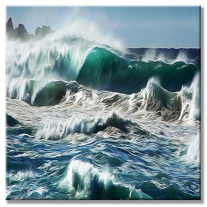 Storm Surge - Avalon Beach