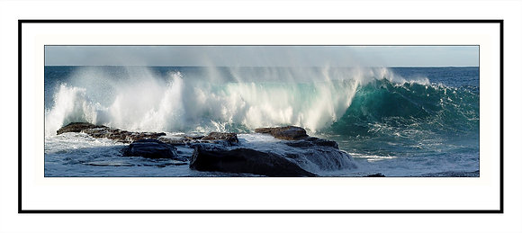 Never Surfed - North Avalon