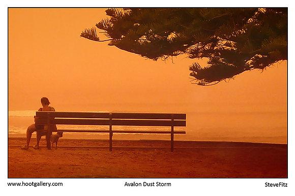 Avalon Dust Storm