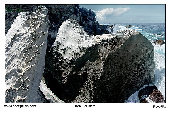Beyond Nth Avalon - Tidal Boulders
