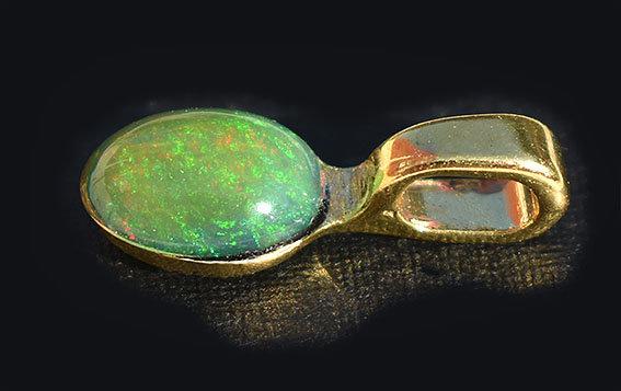 Yellow Opal 18S