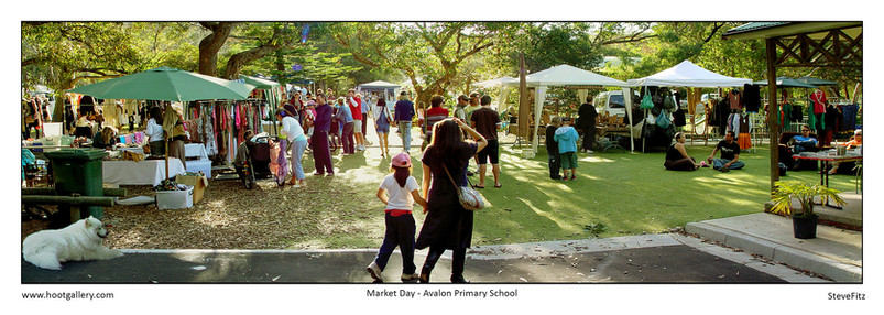 Market Day - Avalon Primary School