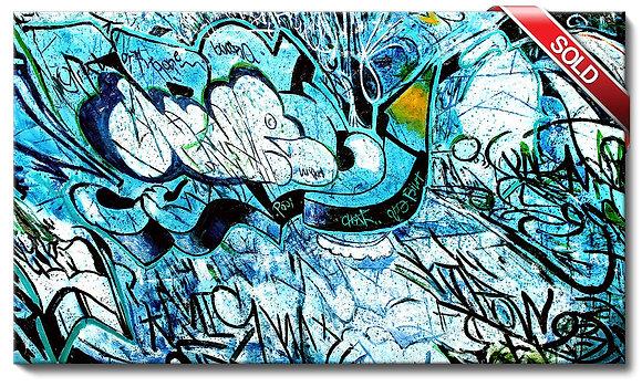 Avalon Skate Park Graffiti