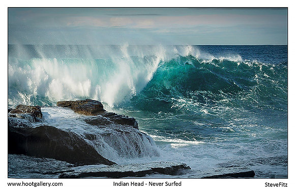 Indian Head - Never Surfed
