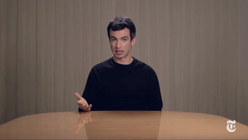 The New York Times: An Uncomfortable Moment with Nathan Fielder