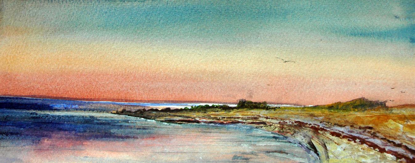 Sunrise on Yas Island, 2012