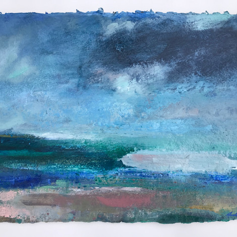 Rusty Shoreline