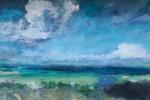 Afternoon Light, St Ives Bay