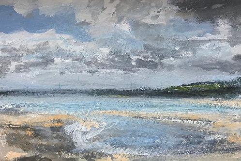 Low Tide St Ives Harbour (Study)