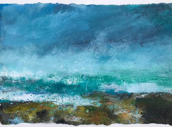 Sea_Mist,_28cm_x_42cm,_oil_on_handmade_c