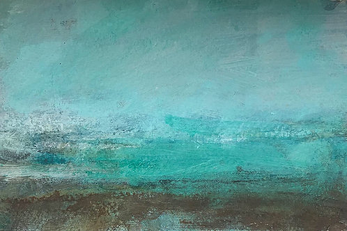 Sea Study, St Ives