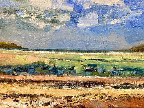 Harlyn Bay at Low Tide