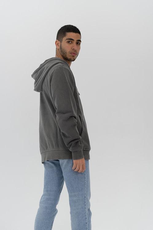 Hoodie Cool Grey