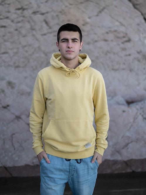 Hoodie Light Yellow