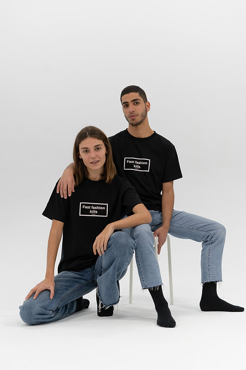 Fast Fashion Kills No gender