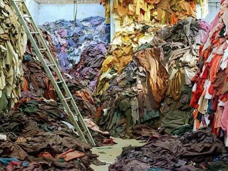 La moda se ha convertido en una industria problemática y esto también es culpa nuestra.