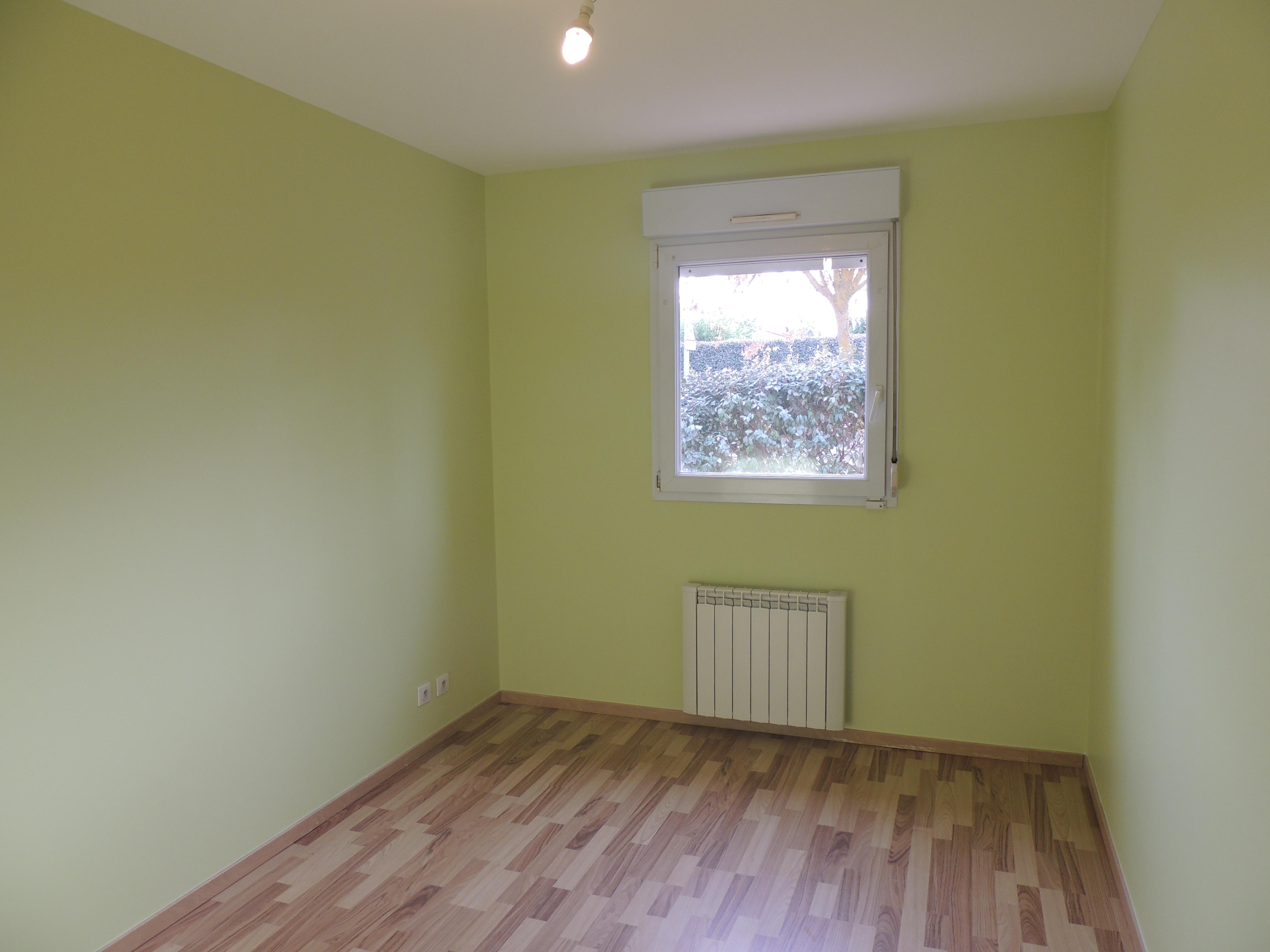 Vert acidulé pour une chambre