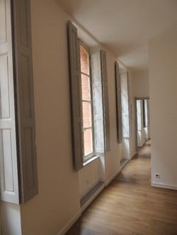 Rénovation d'un studio à Toulouse