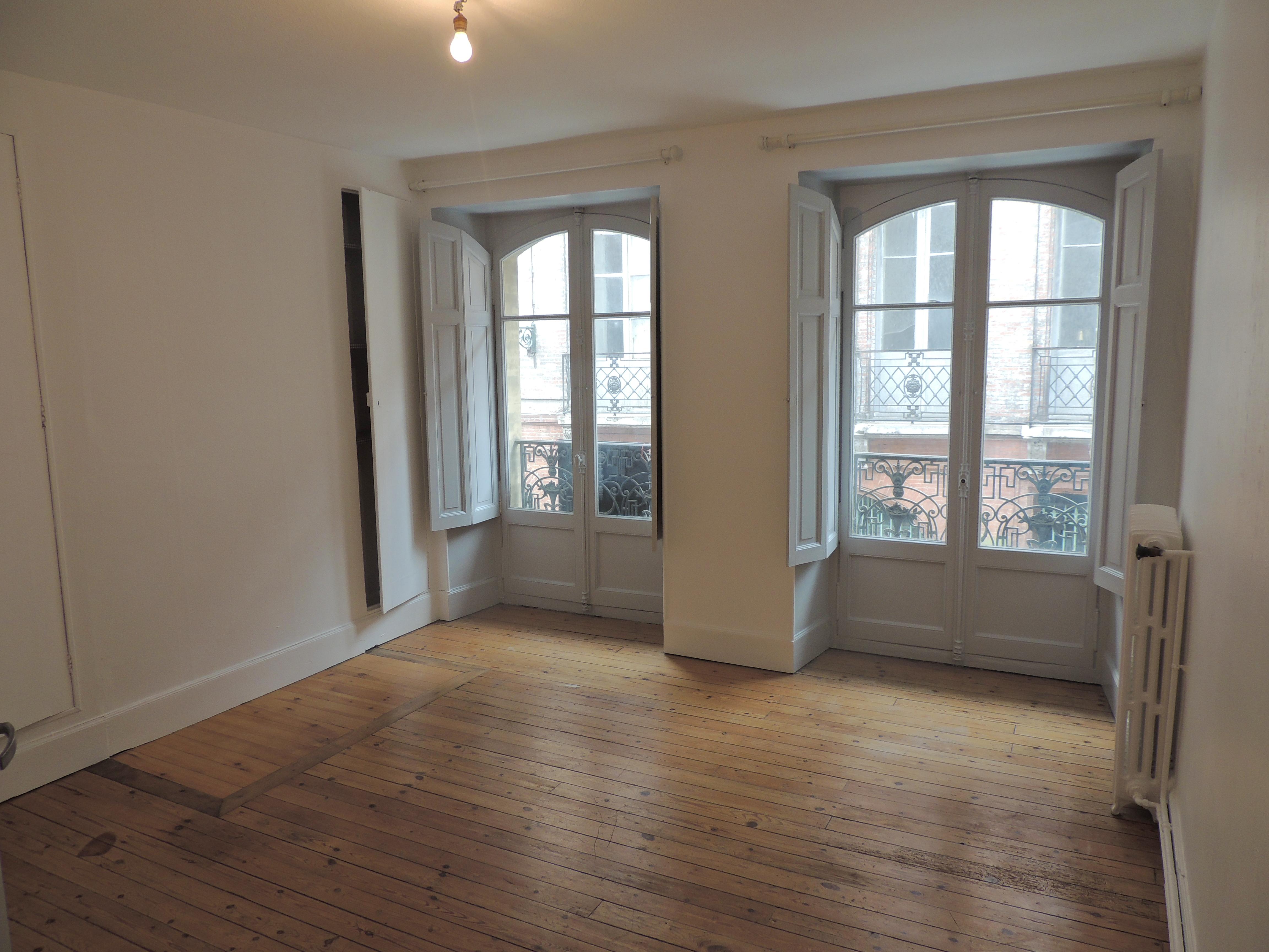 Rénovation d'une chambre à Toulouse