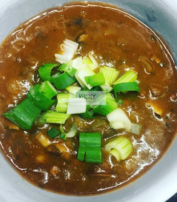 Lentil, Coriander & Cumin Soup