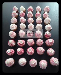 Mini Bitesize Cupcakes