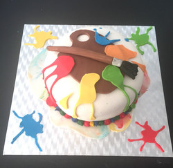 Artist's Cake