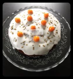 Mincemeat & Chocolate Cake
